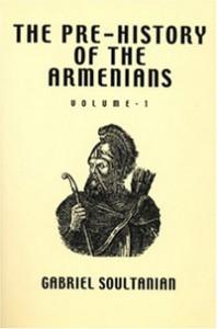 Pre-History Armenians I cover